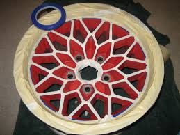 How To Spray Paint Your Car - how to paint your wheels rims repair or clean