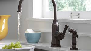 portsmouth kitchen faucet collection by american standard youtube