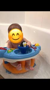 siege de bain a partir de quel age siège de bain interactif vtech avis
