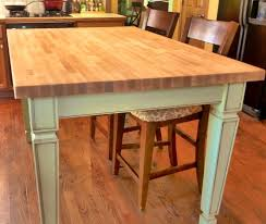 unfinished kitchen island with seating unfinished kitchen island with seating top butcher block regard to