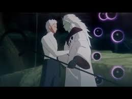 vs madara 4 kakashi and zetsu obito vs madara fight