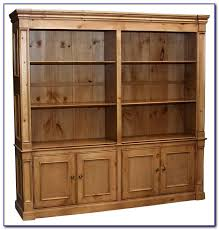 42 Wide Bookcase Low Wide Bookcase With Doors Bookcase Home Decorating Ideas