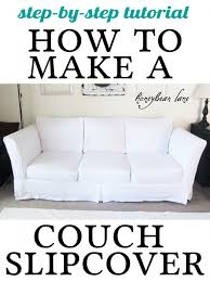 Sofa Cushion Slipcovers Best 25 Couch Covers Ideas On Pinterest Sectional Couch Cover