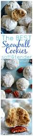 the best snowball cookies or russian tea cakes or mexican