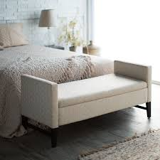 furniture bench with cushion and storage white bathroom shelves