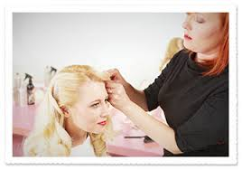 hair and makeup classes vintage hairstyling classes events workshop calendar