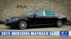 mercedes s600 maybach 2015 mercedes maybach s600 v12 test review fahrbericht