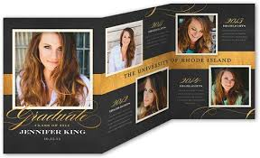 tri fold graduation announcements top 18 tri fold graduation invitations you must see theruntime