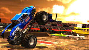 monster truck crashes video monster truck destruction macgamestore com