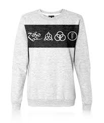 led zeppelin sweater led zeppelin mitra khayyam