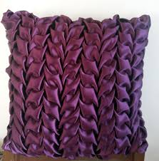 decor purple throw pillows large decorative pillows purple