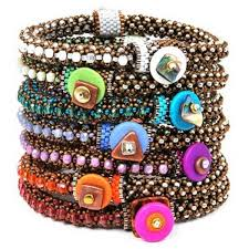 bead kits circle of gems summertime tamara designs