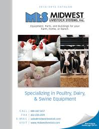midwest livestock systems 2014 2015 catalog by midwest livestock