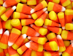 what does halloween originate from candy corn wikipedia