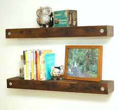 Building Wood Bookshelf by 12 Best Floating Wood Shelves Images On Pinterest Wood Shelves