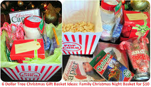 Cheap Homemade Christmas Gifts by Dollar Store Craft Gift Baskets From Dollar Tree Spa