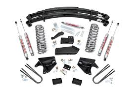 6in suspension lift system for 80 96 ford 4wd f 150 pickup
