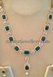emerald gemstone necklace images Swarovski czs and emeralds set jewellery designs jpg
