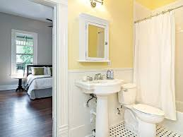 Cottage Bathroom Design Colors 17 Best Pretty Yellow Bathroom Design Images On Pinterest Yellow