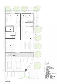 Sloping Block House Plans Maximum Garden House By Formwerkz Architects