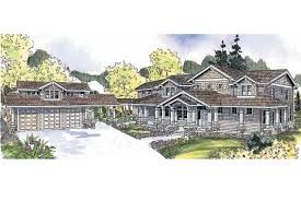 craftsman style house plans detached garage house list disign