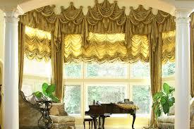 luxury drapery interior design luxury orange curtains drapes and window treatments custom luxury
