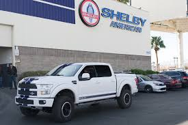 Ford Raptor Shelby Truck - sema 2015 shelby u0027s all new 700 horsepower ford f 150