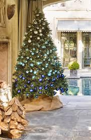 it u0027s a blue christmas traditional home