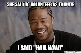 Volunteer Meme - image jpg