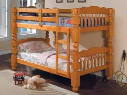 Hardwood Bunk Bed Wooden Bunk Beds For