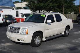 used cadillac escalade ext for sale by owner cadillac escalade ext for sale in south carolina carsforsale com