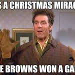 Christmas Miracle Meme - festivus miracle meme generator imgflip