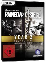 Buy Rainbow Six Siege Gold Buy Rainbow Six Siege Gold Edition Year 3 Mmoga