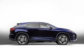 suv lexus 2016 all new 2016 lexus rx breaks cover in new york w video