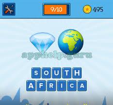 africa map emoji emojination emojis world map africa focus answer