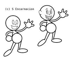 25 beautiful simple cartoon ideas on pinterest simple cartoon