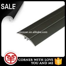 floor anti slip transition strips rubber stair nosing aluminium