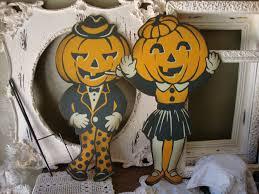 Hawes Pumpkin Patch by Vintage Garden Ornaments Vintage Halloween Pumpkin Garden Yard