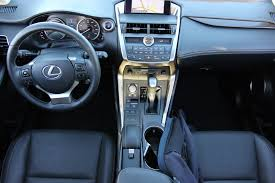 lexus nx interior room the awakened hybrid compact crossover lexus nx 300h review
