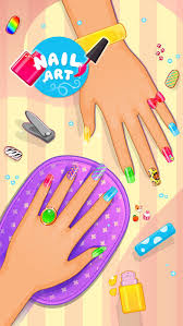 nail art fashion salon games for girls no ads on the app store