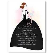 printable bridal shower invitations printable wedding dress bridal shower invitations online