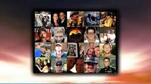Arizona Firefighters Killed Video by Arizona Diamondbacks Honor The Fallen 19 Yarnell Firefighters 7