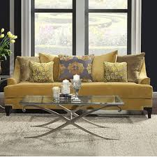 stylish living rooms modern mustard yellow couch beautiful modern couch for your