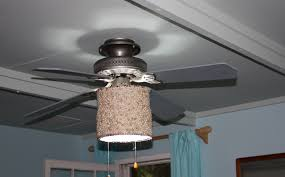 Kitchen Ceiling Fan With Lights Ceiling Fan Shades Light Fabric Design Modern Voicesofimani