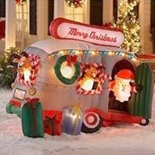christmas inflatables outdoor best 25 christmas inflatables ideas on