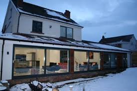 kitchens extensions designs house extension ideas u2013 lean to wrap around extension internals