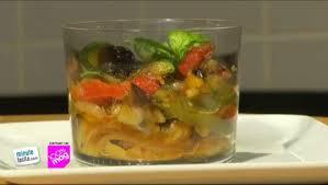 cuisiner une ratatouille recette de ratatouille minutefacile com