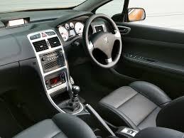 peugeot 206 convertible interior peugeot 307 cc specs 2005 2006 2007 2008 autoevolution