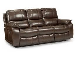 Reclining Sofa And Loveseat Flexsteel Woodstock Power Reclining Sofa 251141 Talsma Furniture