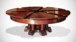 expanding circular dining table big expandable round dining table for sale interior home design with